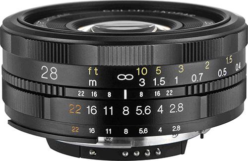 Voigtlander-28mm-f2.8-Color-Skopar-SLII-lens-Nikon-mount